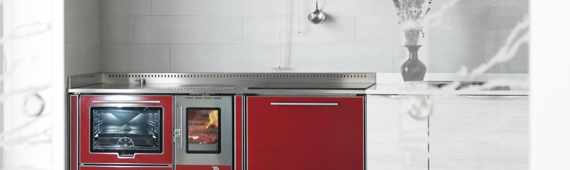 SERIE R KLASSISCH – ARTECALORE – Cucine a legna – Pergine ...