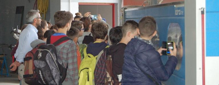 Artecalore incontra la scuola